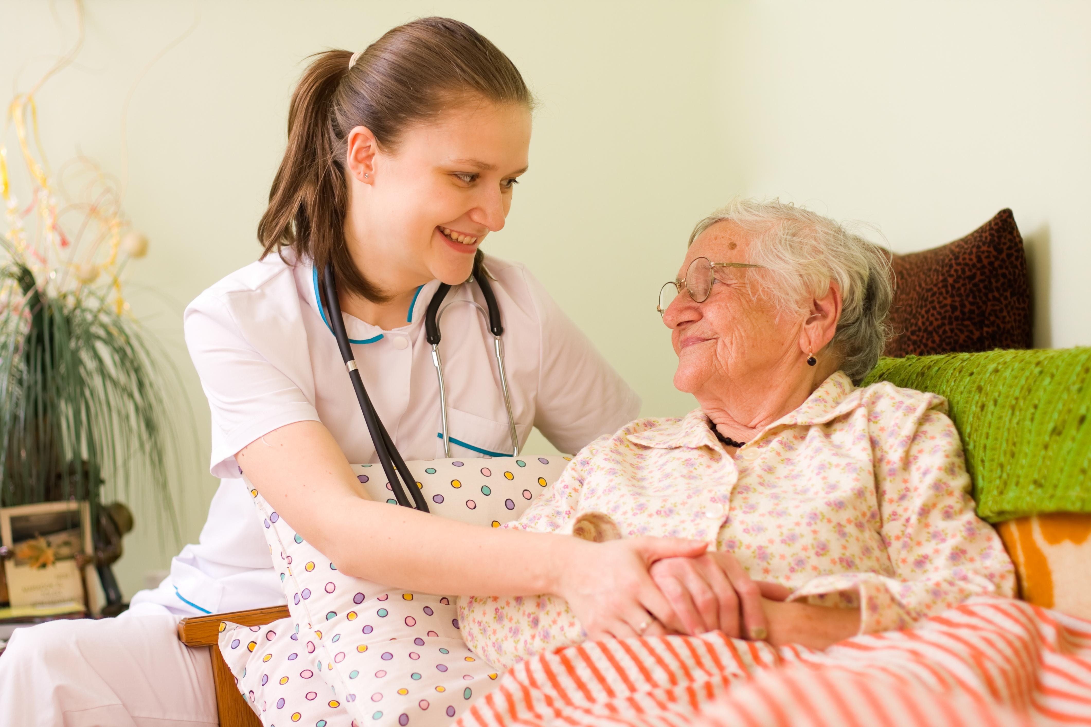 caring of elder