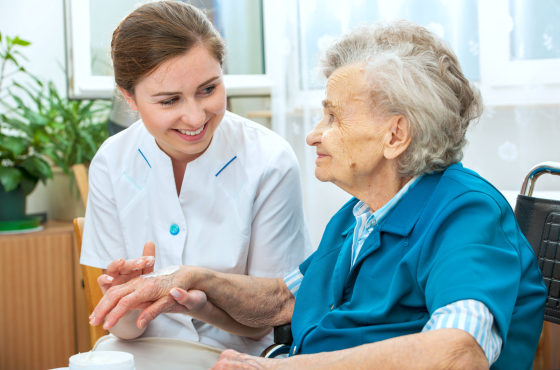 how to introduce good personal hygiene to seniors